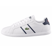 Zapatos Tenis Lacoste Hombre Última Colección