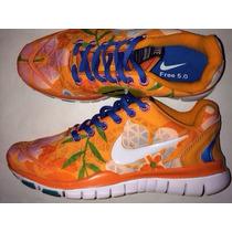 Nike Free 5.0 Mujeres Ultra Livianos Ultimos
