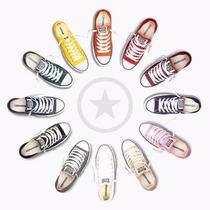Tenis Converse Originales - Colores Clásicos + Caja Converse