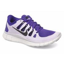 Tenis Nike Mujer Nike Free 5.0+ 100% Original