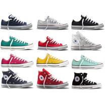 Tenis Zapatillas Converse Bota Zapato Originales + Cordones