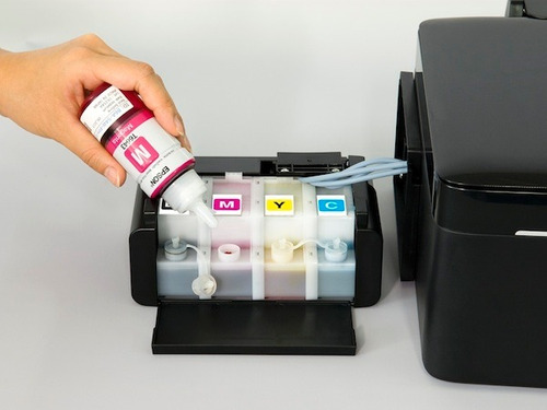Tinta Original Para Epson L110, L200, L210, L350, L355