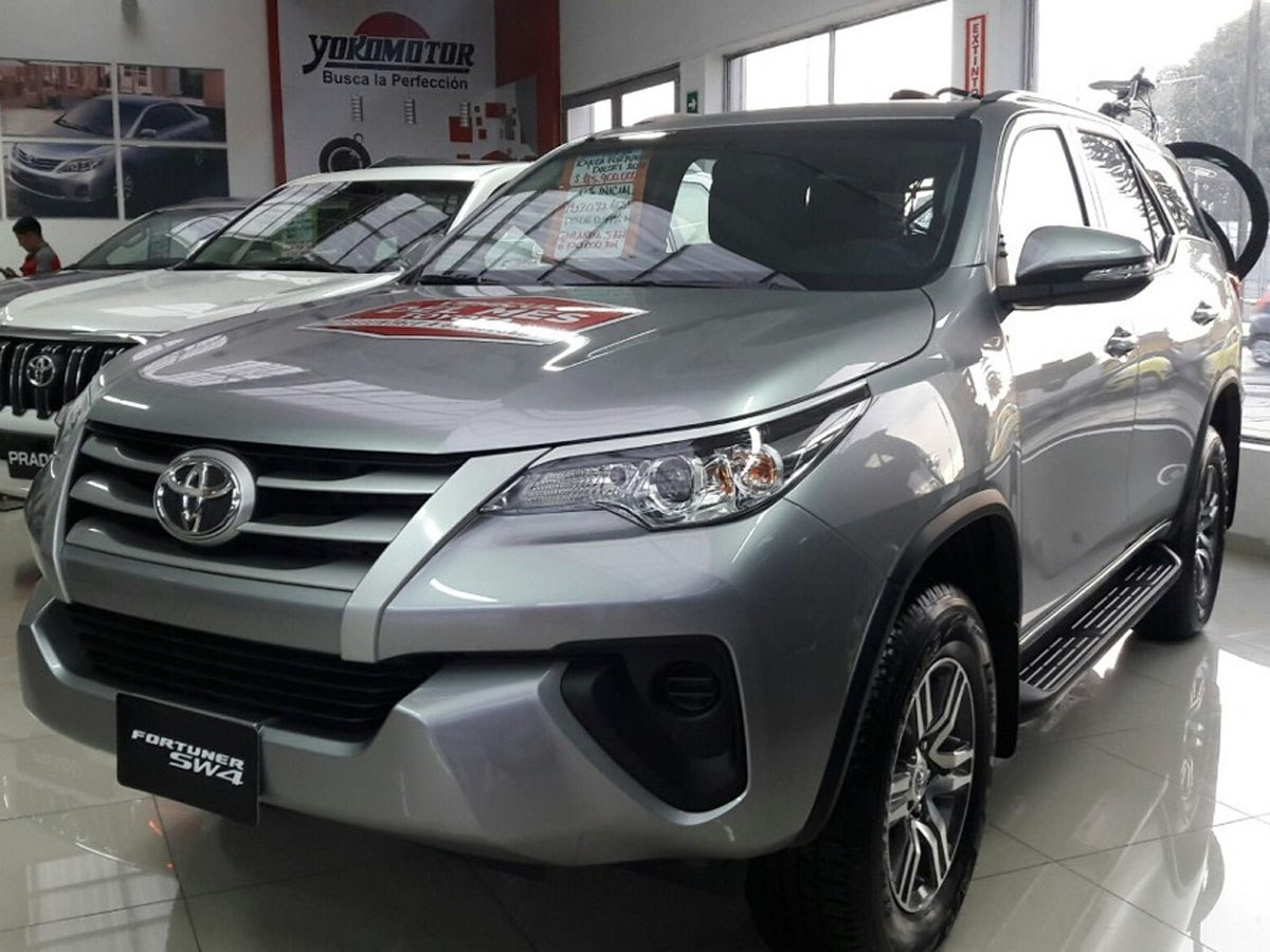 toyota fortuner 2017 di sel 4x4 a o 2017 0 km colombia. Black Bedroom Furniture Sets. Home Design Ideas