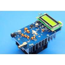 Board Transmisor Fm35 Watts Regulables Pll Stereo 76-108 Mhz