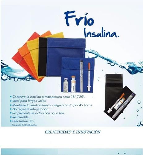 Transportador De Insulina Tipo Pen