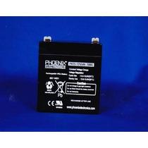 Batería 12 Voltios 5 Ah Alarmas Ups Motos Eléctricas Niños