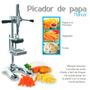 Picador De Papa A La Francesa, Manual