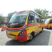 Chevrolet Npr Bus Pasajeros Ruta Envigado Rosellon