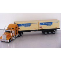 Tractomula Truck Series Contenedor1/50 Modelismo Hobby Autos