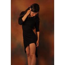 Vestido Largo En Algodon Dama Mujer Casual Informal