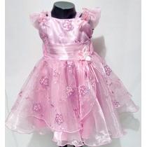 Vestidos De Bautizo Para Niña Talla 2 Nuevo
