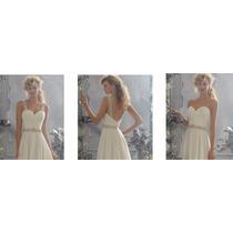 Vendo Hermoso Vestido De Novia Con Velo