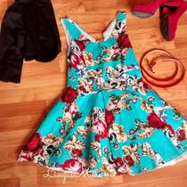 Vestidos De Flores, Vestidos Largos, Vestidos De Fiesta,