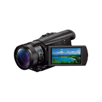 Sony Fdr-ax100/b 4k U.h.d Video Camera With 3.5-inch Lcd