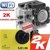 Cámara Sjcam Sj4000+ Plus Doble Full Hd 2k Wifi Original