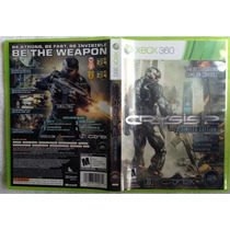 Crysis 2 - Limited Edition - Ea - 3d / Xbox 360