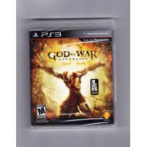 God Of War Ascension Juego Playstation 3 Ps3