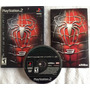 Spider-man 3 / Hombre Araña 3 / Playstation 2 Ps2