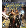 Lord Of The Rings Aragorn{s Quest / Sony Playstation 3 Ps3
