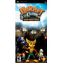 Ratchet And Clank Psp