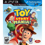 Fisico - Ps3- Nuevo!! Toy Story Mania