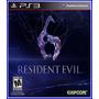 Resident Evil 6 Para Ps3 Nuevo En Español - Mr. Electronico