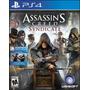 Assassins Creed Syndicate Ps4 Dlc Español Domicilio - Jxr