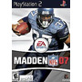 Madden 07 / Football Americano / Play Station 2 / Ps2