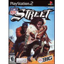 Nfl Street / Football Americano Calle Playstation 2 / Ps2