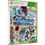 Nuevo Xbox 360 The Smurf 2 Los Pitufos 2