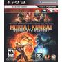 Mortal Kombat Ps3 Formato Digital Original Descargalo Ya