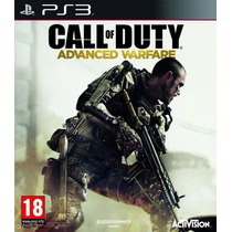 Call Of Duty Advanced Warfar Juego Ps3 Formato Digital