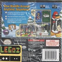 Club Penguin - Disco Sellado - Nds Legoz Zqz Ref - 102