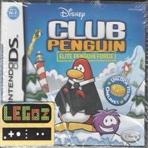 Club Penguin - Nds Disco Fisico Sellado Legoz Zqz Ref - 102