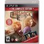Ps3 Nuevo Bioshock Infinite Complete Edition