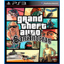 Grand Theft Auto San Andreas Ps3 Digital - Jxr