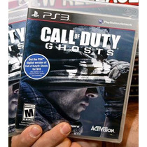 En Español Nuevo Sellado Entrega Hoy Call Of Duty Ghosts Ps3