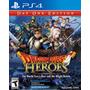 Dragon Quest Heroes Ps4 Nuevo Domicilio - Jxr