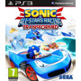 Sonic All Star Racing Transformed Juego Digital Ps3 Oferta!