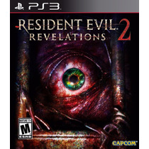 Ps3 Resident Evil: Revelations 2 - Nueva Y Sellada