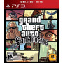 Ps3 Nueva Playstation Grand Theft Auto San Andreas Gta
