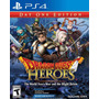 Ps4 Dragon Quest Heroes: The World Tree