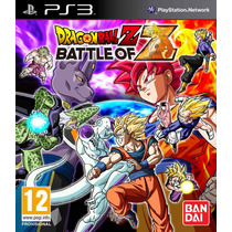 Dragon Ball Z: Battle Of Z Juego Digital Ps3 Playstation !