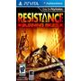 Juego Resistance Burning Skies Para Psvita Nuevo Fisico