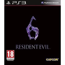 Ps3 Digital Resident Evil 6 - Descarga Digital
