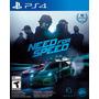 Need For Speed - Playstation 4. Nuevo Y Sellado