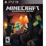 Minecraft Ps3 Digital Nuevo Original - Jxr