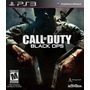 Original Sony, Juego Digital Call Of Duty Black Ops Ps3
