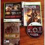 Gears Of War 2 - Con Caja Y Manual / Xbox 360 / Xbox Live
