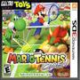 3ds Mario Tennis Open - Nuevo, Original Y Sellado!!